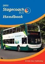 2011 STAGECOACH BUS HANDBOOK ISBN 9781904875116