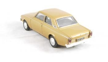CARARAMA CR023 O SCALE Ford Corsair Amber Gold