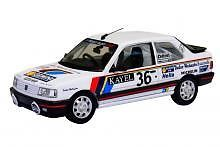 CORGI VANGUARD VA11600 O SCALE Peugeot 309 1900cc Group N Scottish & National Ra