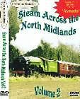 TERMINUS PUBLICATIONS TP024D Steam Across the North Midlands vol 2