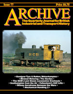 ARCHIVE MAGAZINE ISSUE 77 ISBN 1352-7991-77