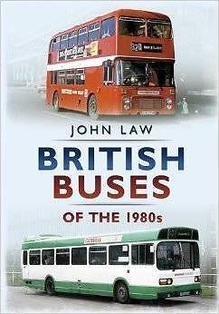 BRITISH BUSES OF THE 1980s ISBN:9781781552278