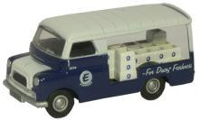 OXFORD DIECAST CA012 0 SCALE Bedford CA milk float in Express Dairies livery