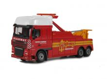 OXFORD DIECAST DAF04REC OO SCALE DAF Boniface Recovery Truck Highway Recovery
