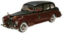 OXFORD DIECAST HPL001  O SCALE  Black Burgundy Rothchild Humber Pullman Limousine