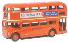 OXFORD DIECAST NRM001 N Scale Routemaster Bus