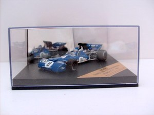 QUARTZO 4065  O SCALE  Tyrrell 004  Patrick Depailler French Grand Prix 1972