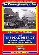 THE DISTRICT CONTROLLERS VIEW NO 6 THE PEAK DISTRICT ISBN 9781901056074