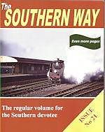THE SOUTHERN WAY - ISSUE NO. 21 ISBN: 9781906419943